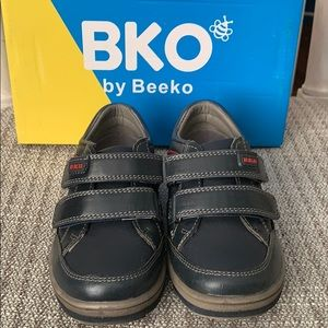 NEW BKO Navy and Red Shoes